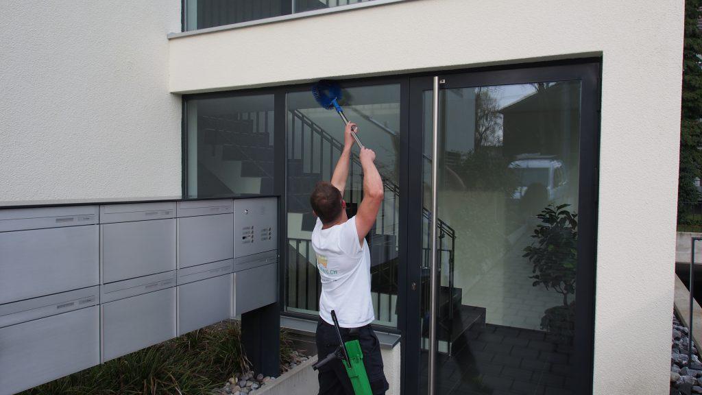 Professionelle geb ude und fensternreinigung fenster storen und grundreinigung - Fensterglas austauschen rahmen behalten ...